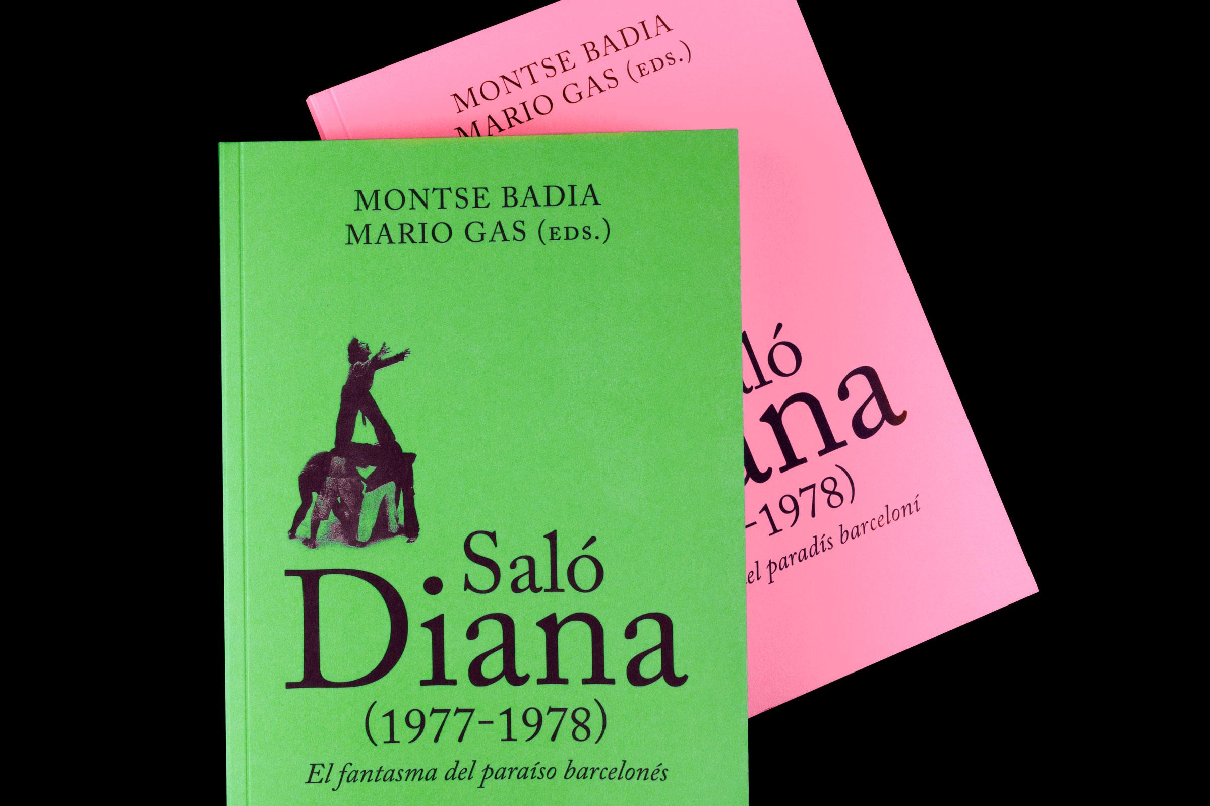 Llibre Saló Diana - Institut de l'Ajuntament de Barcelona