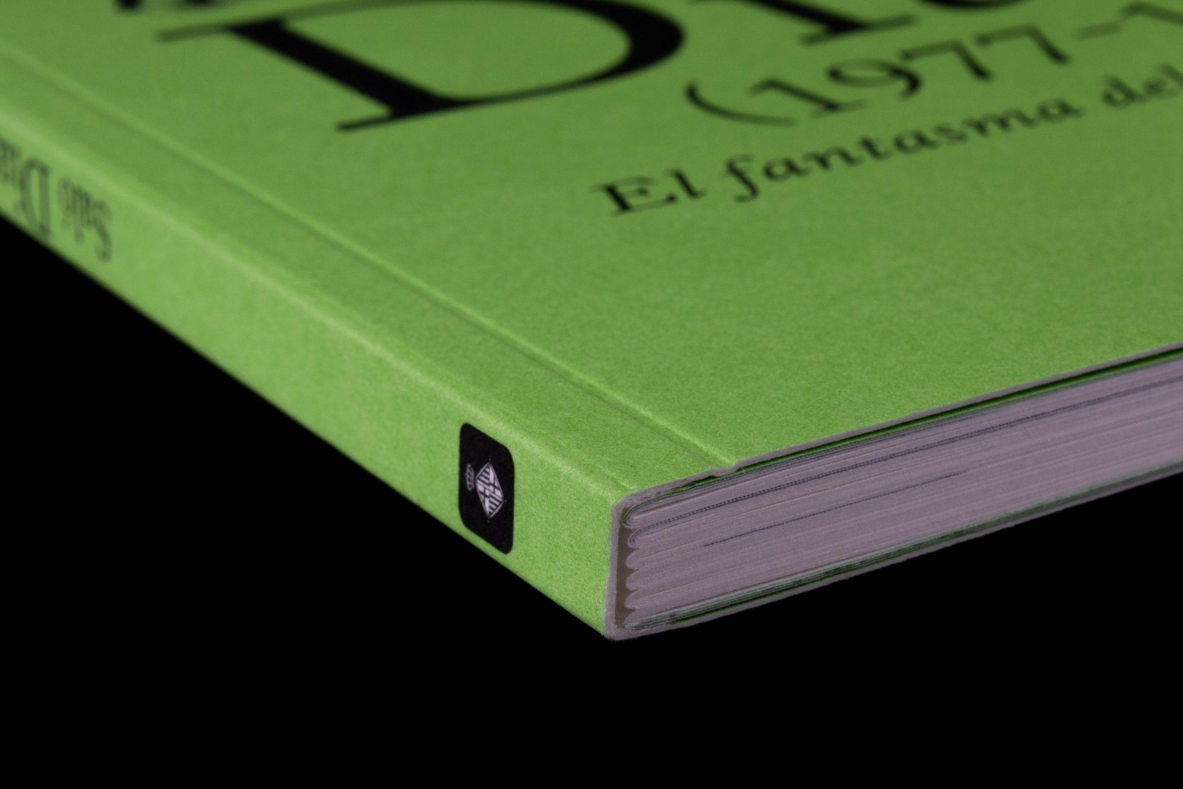 Llom llibre Saló Diana en rústica cosida