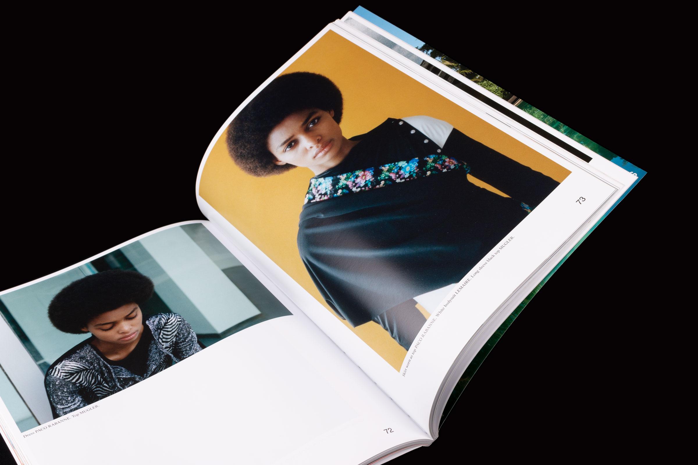 Revista Collection Issue rústica cosida