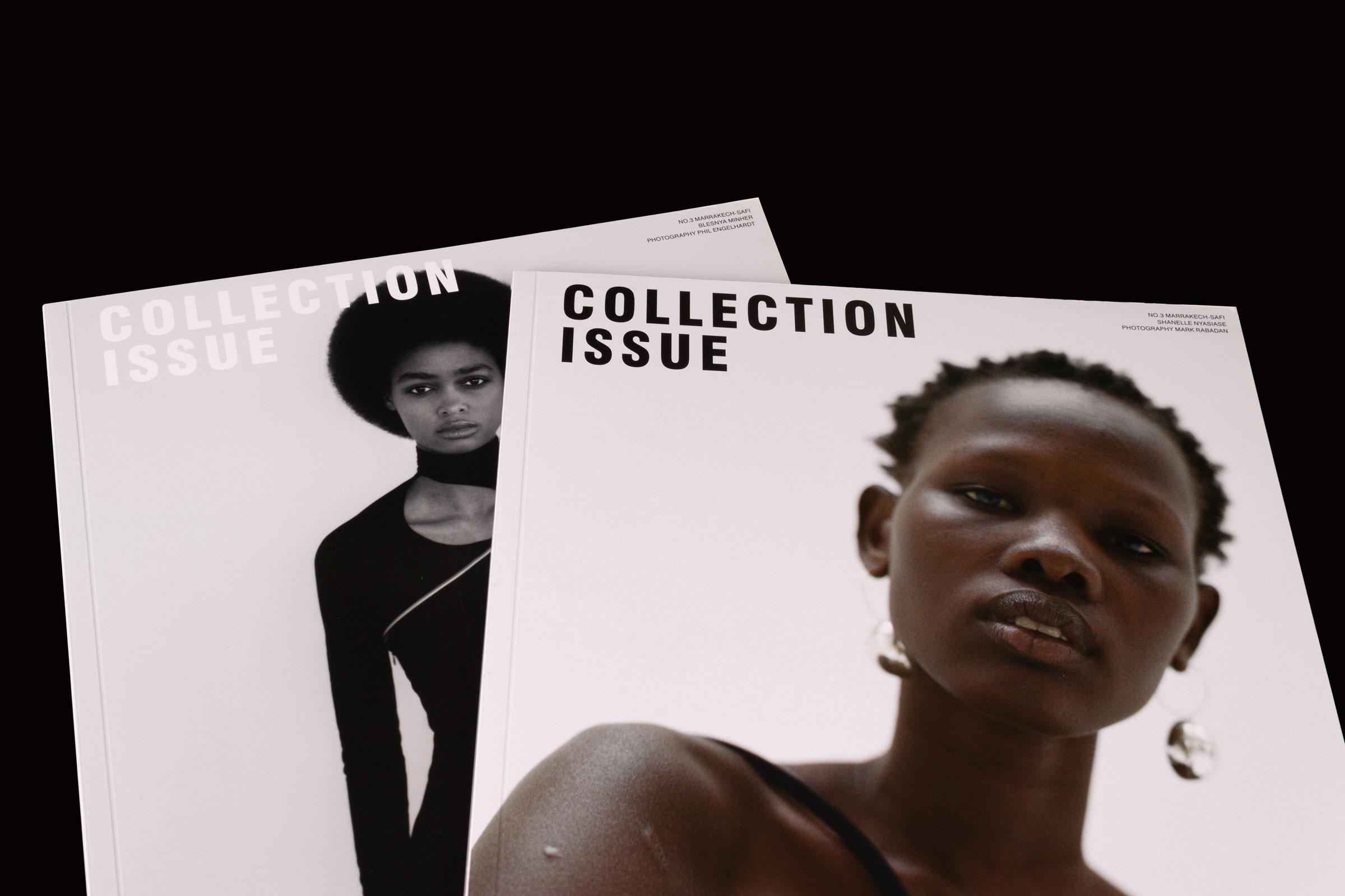 Revista Collection Issue paper Fedrigoni